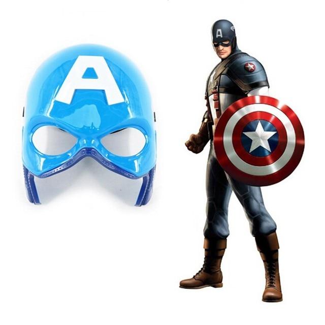 Aliexpresscom  Buy Lighted Kids Captain America Mask Halloween