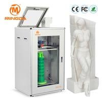 High Quality Best 3D Printer 2017 MINGDA FDM 3D Printer Professional 500mm Big 3D Printer Impresora 3D Industrial Md 6L 2