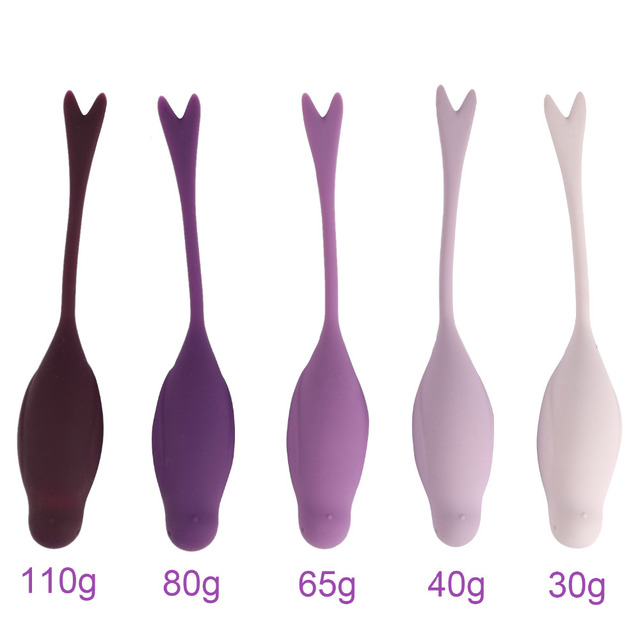 Bird Shaped Silicone Kegel Balls