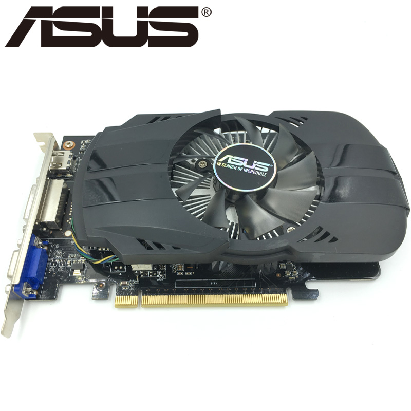 Original ASUS Video Card GTX 750 Ti Graphics Cards For