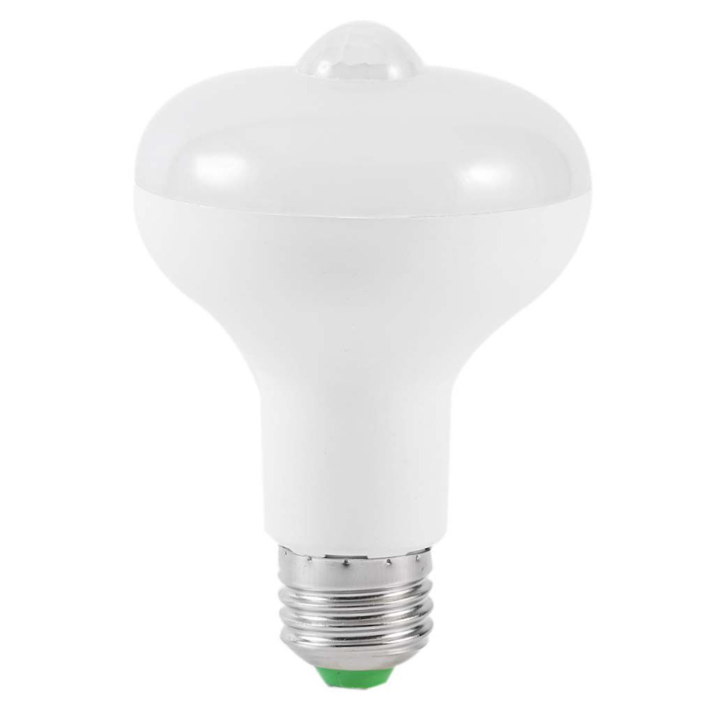 Icoco 9w E27 Motion Sensor Led Bulb Light Infrared