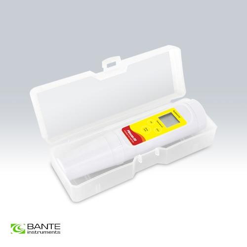 Genuino di Marca Pocket Digital pH temperatura tester del Tester tipo di Penna Pasta a base di Carne di crema di formaggio del suolo semisolid cibo di Alta qualità