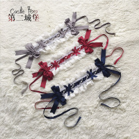 Lolita Headband Original Lolita Maid Cosplay Headband Hair Band KC Accessories Hairpin Headwear New Products Specials