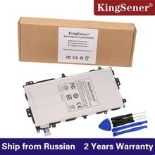 Kingsener Novo SP3770E1H Bateria de Substituição Para Samsung Galaxy Note 8.0 8 3G GT-N5100 GT-N5110 N5100 N5120 Tab Tablet Baterias