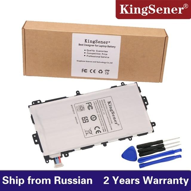 Kingsener New SP3770E1H Replacement Battery For Samsung Galaxy Note 8.0 8 3G GT-N5100 GT-N5110 N5100 N5120 Tablet Tab Batteries