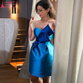 Royal Blue Luxury elegant Short Cocktail Dresses Important Party Dresses Women Formal Dresses Prom Gowns Z966