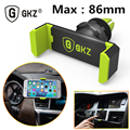 GKZ K1 Universal Car Phone Holder For Iphone 6 Plus Air Vent Frame Mount For Samsung S5 S6 Mobile Phone Holder GPS Stand Holder