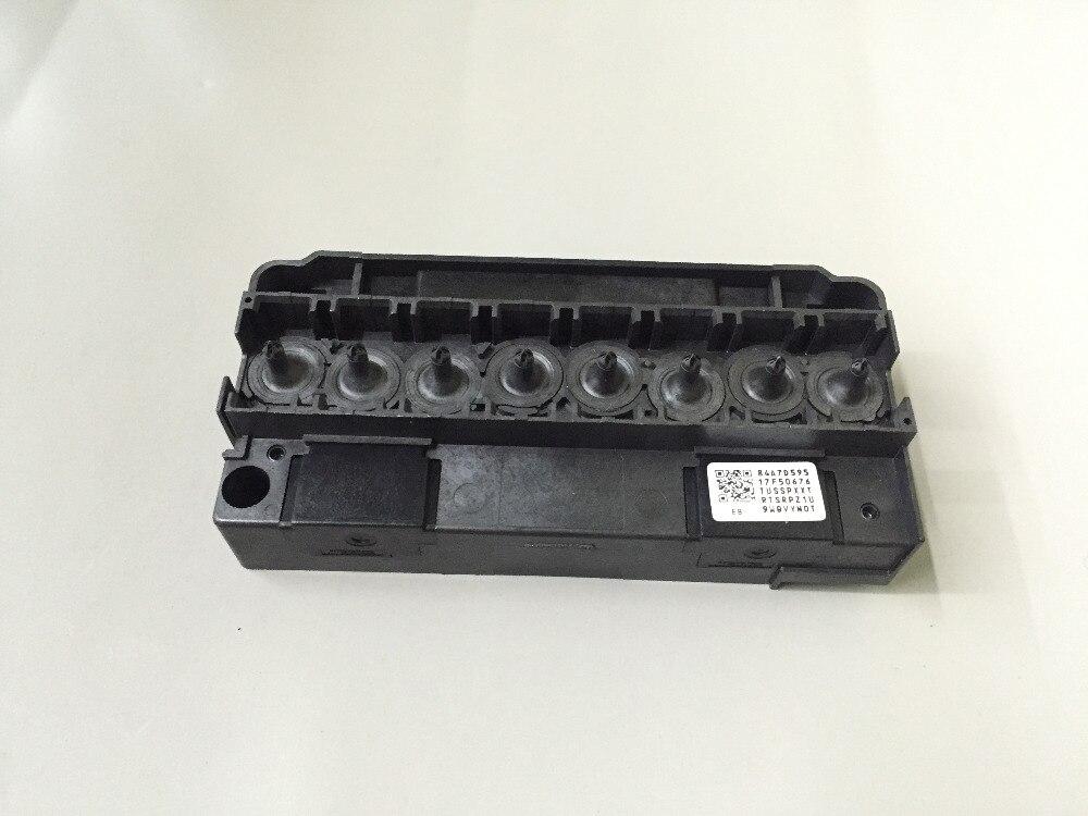 Qualité du collecteur d'imprimante à jet d'encre pour le couvercle/adaptateur de tête d'impression Epson DX5 pour les imprimantes Xuli humaines Allwin wit-color eco solvant