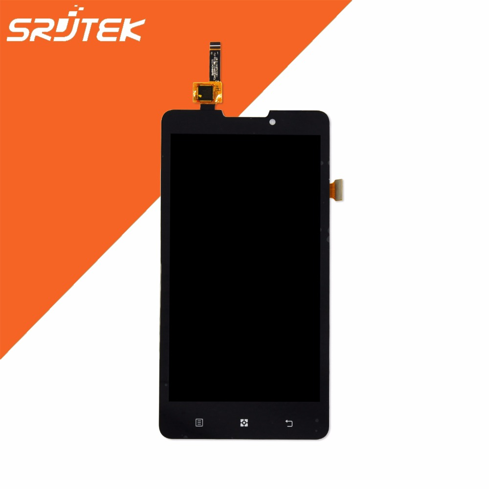 5 inch For Lenovo P780 Full LCD Display + Touch Screen with Digitizer Assembly Replacement Free Shipping