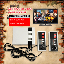 NES Mini TV Game Console FC Support HDMI/AV 8 Bit Retro Video Game Console Built-In 600/500 Games Handheld Gaming Player