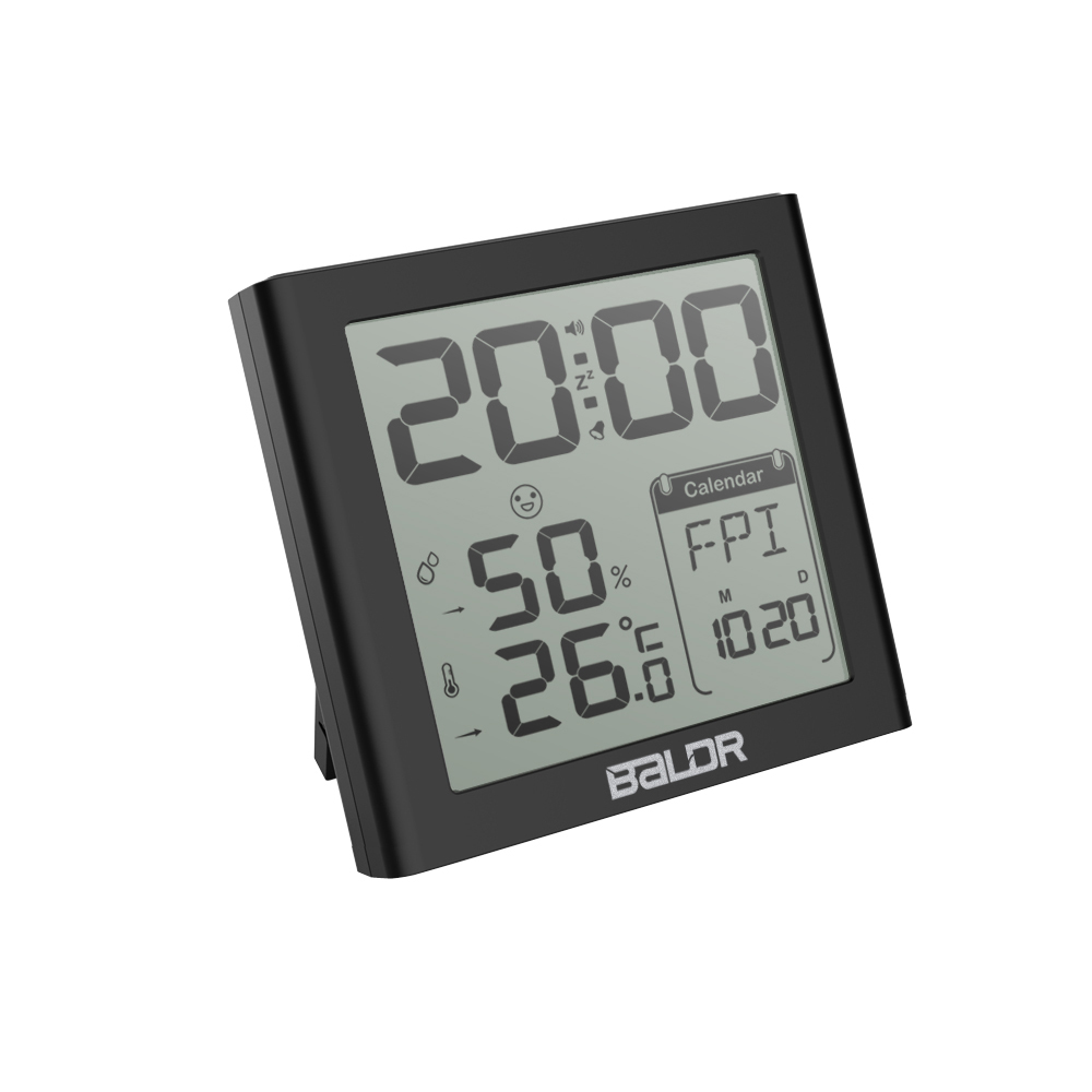 Timer, Thermometer, Backlight, Watch, Sensor, Digital