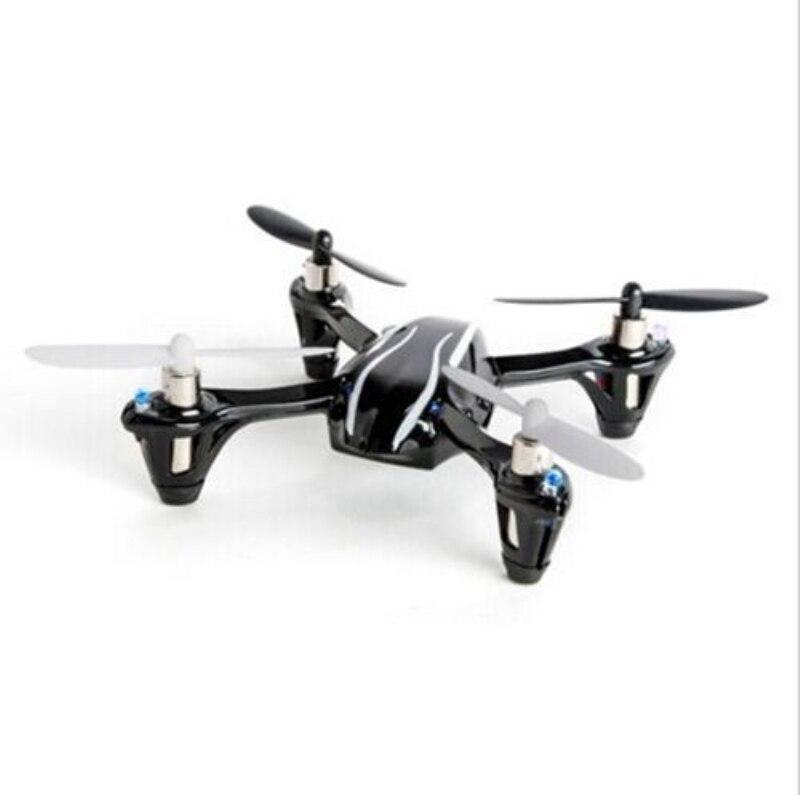 Mini drone rc H107L 2.4G 4CH RC quadrirotor hélicoptère RTF avec caméra HD 2MP Gyro RTF avec Quadrocopter télécommandé lumière LED - 3