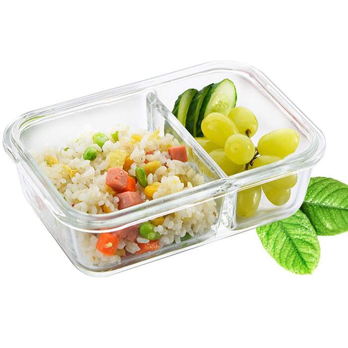 bento box lunchbox glass dinnerware set food container with compartments lunch box microwave eco. Black Bedroom Furniture Sets. Home Design Ideas