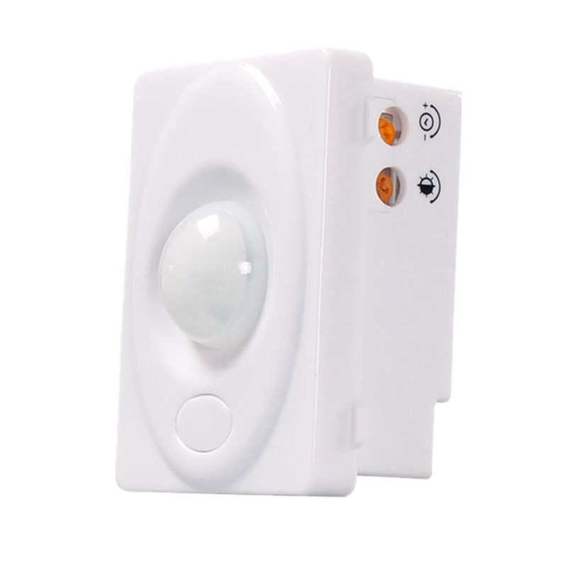 Input AC220 Output DC220V 800W Max Mini 3 Wire Infrared Human Body Automation PIR Occupancy Motion Sensor SwitchInput AC220 Output DC220V 800W Max Mini 3 Wire Infrared Human Body Automation PIR Occupancy Motion Sensor Switch