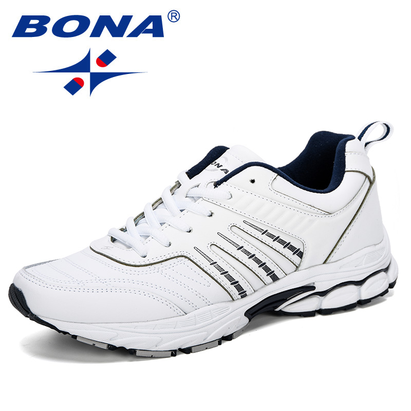 BONA 2019 New Running Shoes Breathable Male Shoes Masculino Shoes Men Zapatillas Hombre Sapatos Sneakers Man Sport ShoesBONA 2019 New Running Shoes Breathable Male Shoes Masculino Shoes Men Zapatillas Hombre Sapatos Sneakers Man Sport Shoes