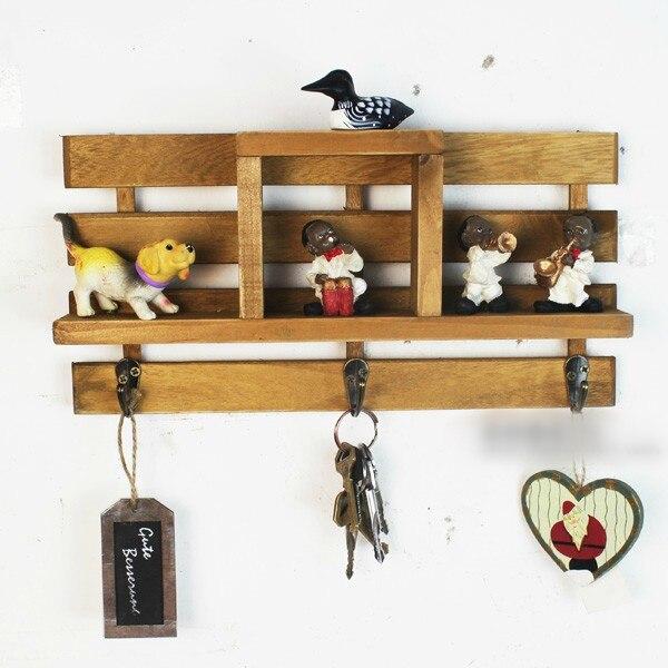 Prateleira de parede rack de tempero de cozinha gancho for Ganchos para repisas