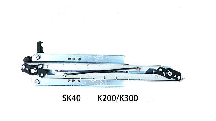 elevator SK40 door vane K300 for thyssenkrupp elevator