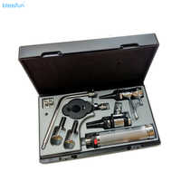 Blessfun Multi-purpose Set Professional Medical Diagnositc ENT Kit Direct Ear Care Otoscope Ophthalmoscope Diagnosis device