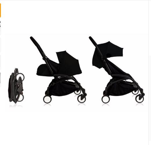 YOYA Baby Stroller 2 in 1+ Newborn Nb Nest Cradle Trolley Poussette Folding Baby Stroller Bebek Arabasi Babyzen Yoyo Stroller ...