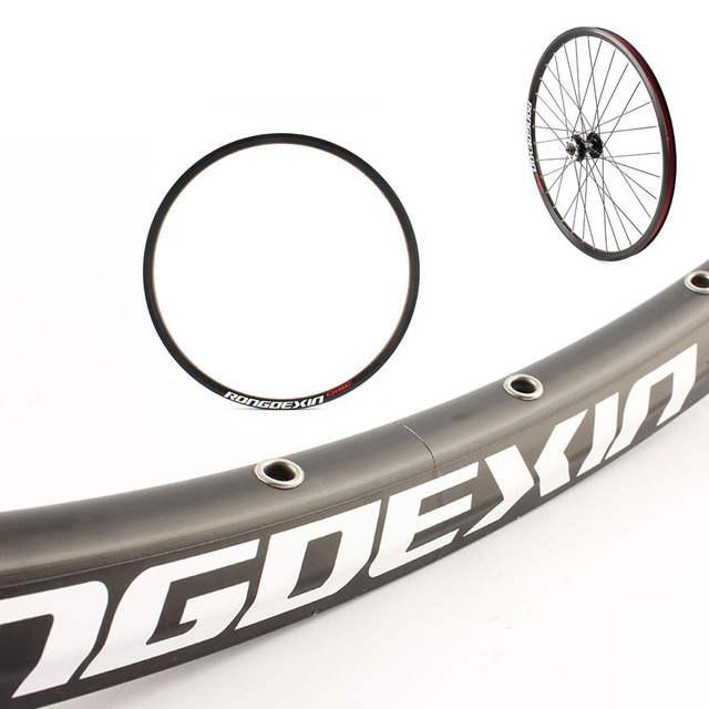 Us 9162 50 Offmtb Rims Mountain Bike Rim Aro 275er 29er Disc Brake Bicycle Velgen Jantes Ring Felgen 24 28 32 36 Holes Cycling Circles In Rims