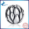 Fashion LOTUS CLIP Multilevel Special Lovely Warm Gift Charm Fit Pandora Bracelet Pure 925 Sterling Silver Beads Jewelry Making