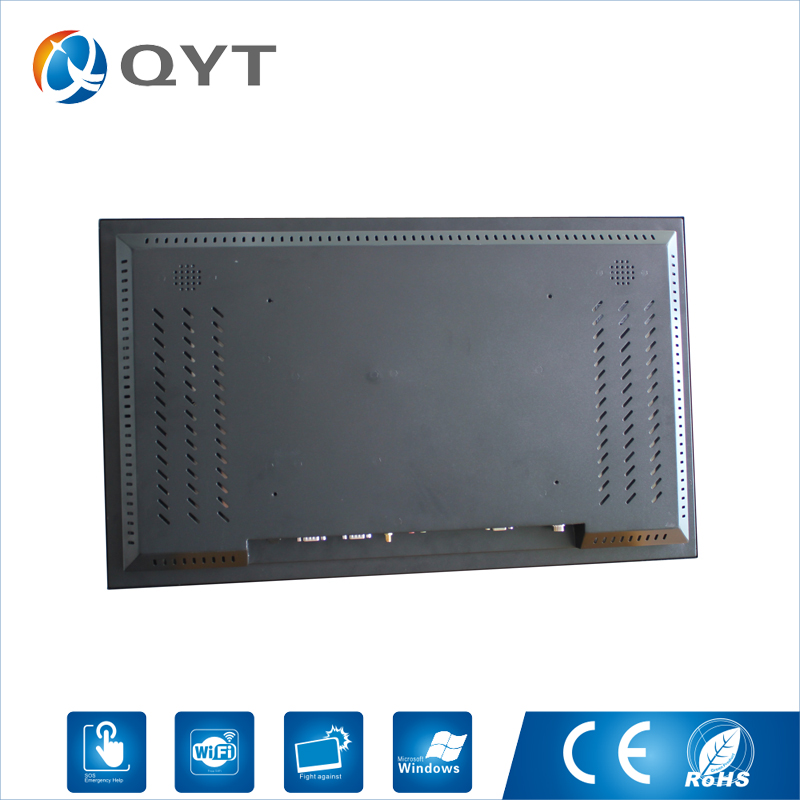 27 Industrial Panel Pc Intel N3150 1.6GHz Resolution 1920*1080 2GB DDR3 32G SSD 24 Hours Working Touchscreen aio Industrial pc