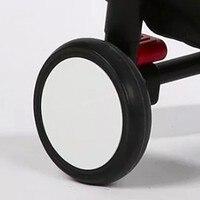 Generic Wheel Pack 2 Front 2 Rear for Babyzen YOYO YOYO Stroller
