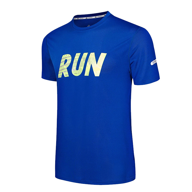 ALI shop ...  ... 32811963724 ... 3 ... Sports Survetement Men's Sportswear Active Running T Shirts Short Sleeves Quick Dry Training Shirts Men Gym Top Tee Clothing ...