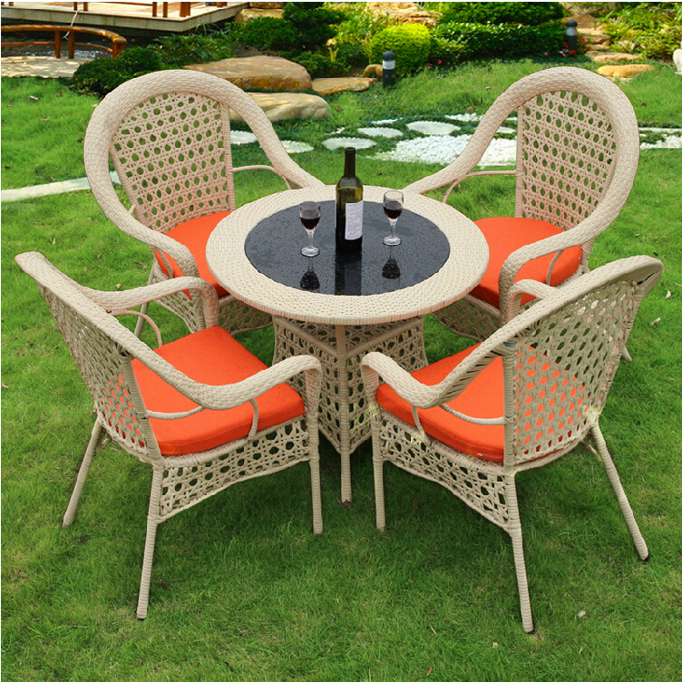 2015 Hot Sales Outdoor Leisure Pe Rattan Chair Garden
