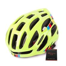 Rainbow Cycling Helmet