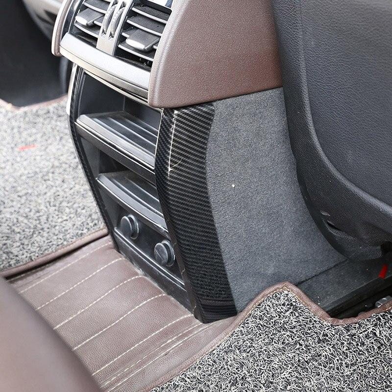 Top-Auto Protection de seuil de Coffre arri/ère en Acier Inoxydable 304 pour Discovery Sport 2015-2018 Noir