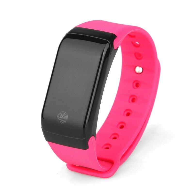 Smart Band Heart Rate Health Monitor Bracelet Body ...