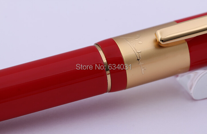 Fashion Hot Writing Stationery Picasso/F Nib Fountain Pen 0.5mm /Candy/Metallic Color Ink Pens with A Box