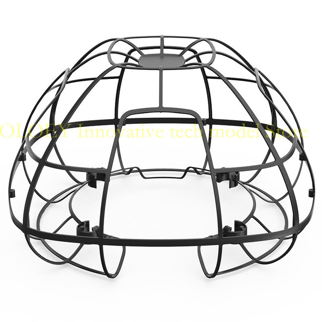 US $16 14 5% OFF|PGYTECH New Spherical Protective Cage Propeller Guard for  DJI Tello Drone Light Full Protection Protector Accessories-in Drone