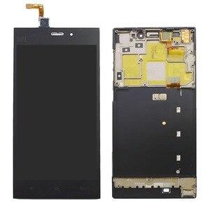 Image 2 - สำหรับ XIAO mi mi 3 mi 3 จอแสดงผลกรอบ TDS CDMA WCDMA 5.0 LCD ต้นฉบับสำหรับ Xiao mi mi 3 จอแสดงผล LCD การเปลี่ยน