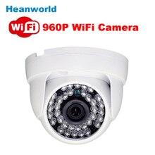 HD 960 P Беспроводная Ip-камера Wifi встроенная антенна 1,3-МЕГАПИКСЕЛЬНОЙ Ночь видение крытый Домашнего использования Видео Камеры Безопасности CCTV Сети IP-КАМЕРА Cam