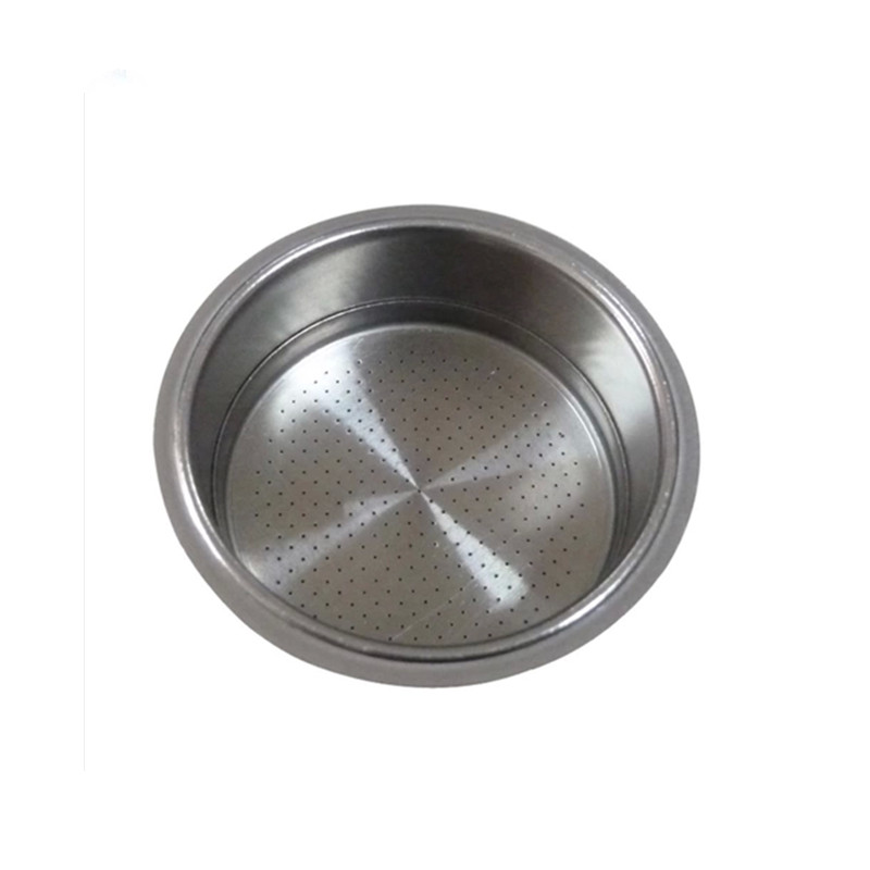 Eupa 1827 1819A 1826B4 Model Coffee Maker Parts Double Layer Double Cup Stainless Steel Filter For Eupa Coffee Maker durable quality dual layer solid stainless steel coffee filter dripper refillable holder handle