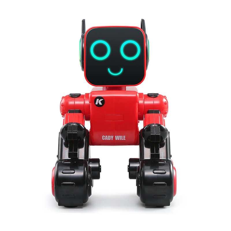 JJRC R4 Robot Intelligent à commande vocale multifonctionnel
