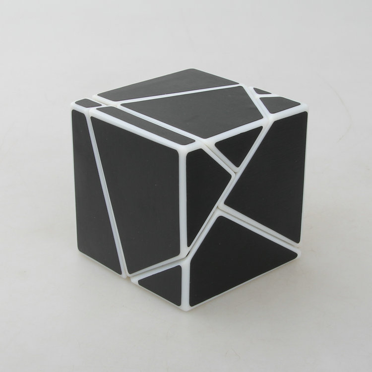Funs Ghost Cube 2x2x2 Speed Cube For Brain Training Toys For Children Kids Toys & Hobbies