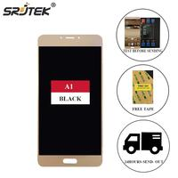 Srjtek For Casper VIA A1 LCD Display Matrix Touch Screen Digitizer Full Assembly 5 0 High