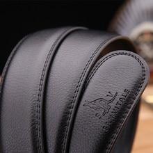 Men's High Quality Split Genuine Leather Belt