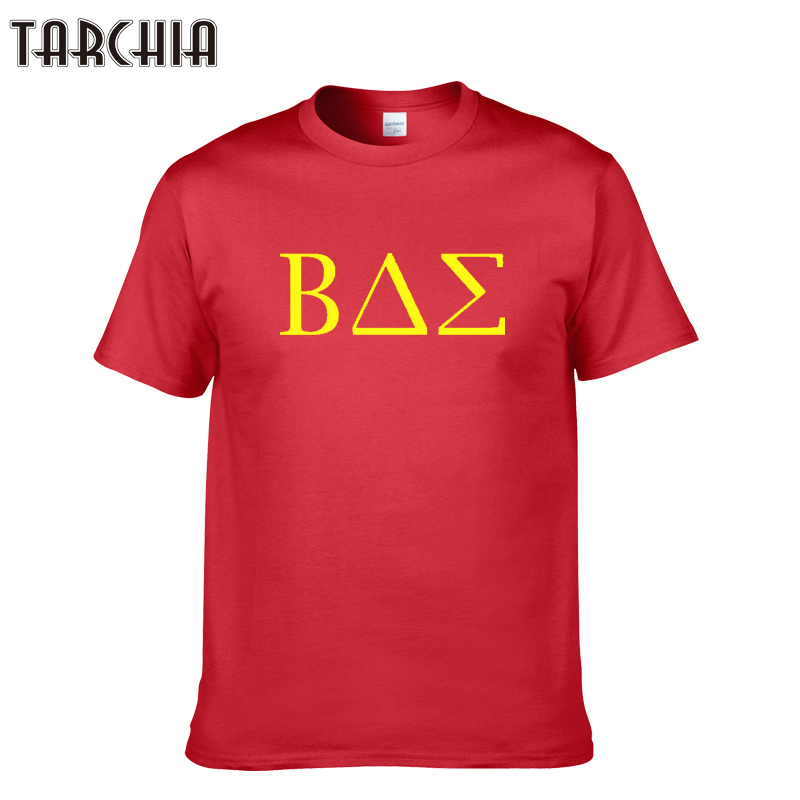 TARCHIA 2018 New arrive fashion pullover t-shirt bae cotton tops tees men short sleeve boy casual homme tshirt t plus