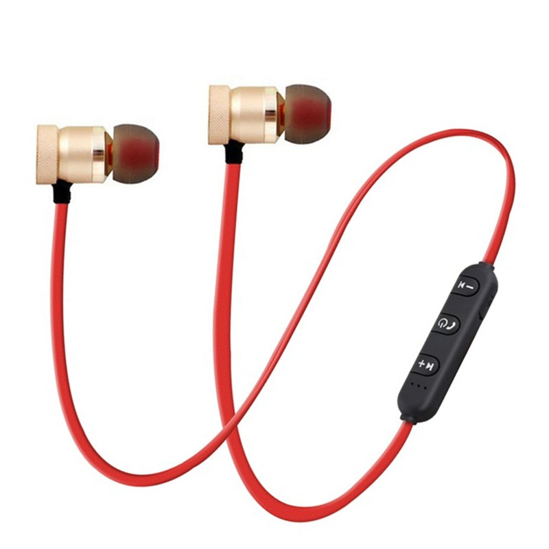For Sony Xperia XA XA1 Plus XA2 Ultra XZ XZ1 Premium XZ2 Compact Bluebooth Earphone With Mic Headset Wireless Earphone Earpiece (1)