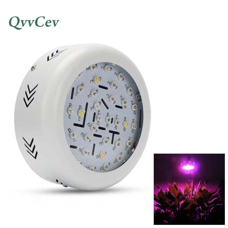 36 LED UFO Grow Light growing lamp for green house Hydro Flower Plant Full Spectrum 360w red blue light indoor hydroponics veg 30 led full spectrum ufo led grow panel light uv ir growing lamp 300w home indoor greenhouse veg flower plant seeding hydroponic