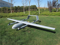 New Mugin 4580mm H Tail VTOL UAV Platform Frame Kit
