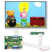 1280x800 10.1 بوصة اللوحي لوحة ال سي دي IPS عرض VS TY2662 V1 لوحة للقيادة 40 دبوس تل LVDS تحكم مجلس HDMI VGA 2AV 50PIN