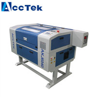 CNC laser engraving machine for wood paper nonmetal