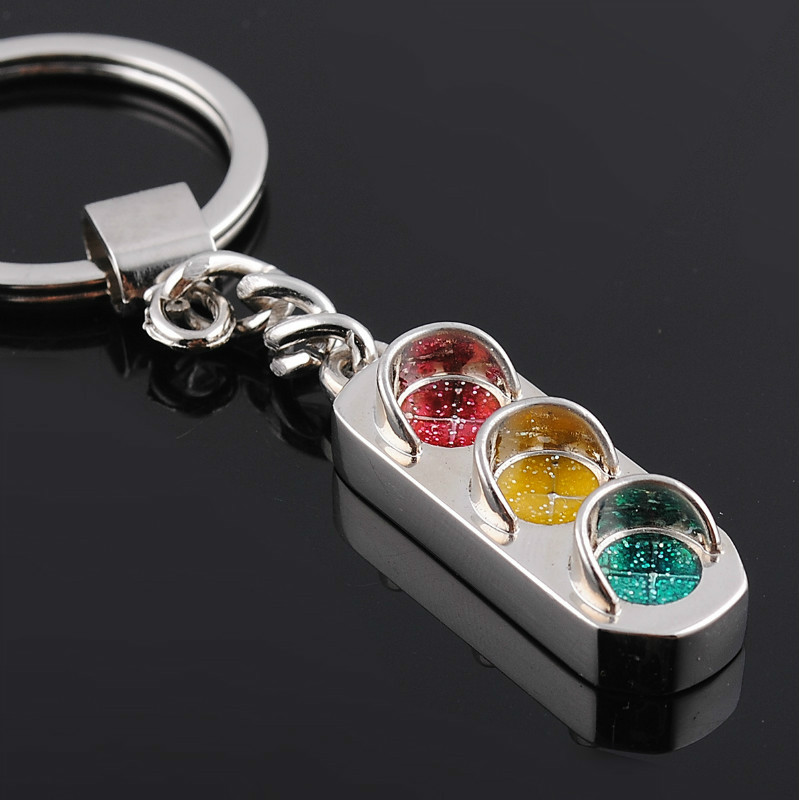 Free Shipping 12Pcs Traffic Light Keychain Wedding Favors And Gifts Wedding Souvenirs Wedding Supplies Obsequios Boda