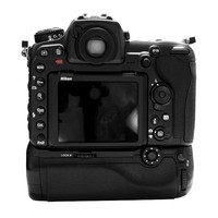 Pixel Vertax D17 Professional Battery Grip for Nikon D500 Compatible with EN EL15 OR AA Battery ( Replacement for Nikon MB D17)