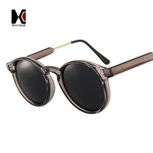 New arrive Metal legs Brand Design Women Men Sunglasses Sun glasses female sunglass round high quality oculos de sol